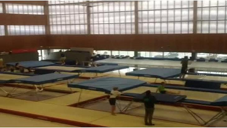 Venez au championnat Sud Trampoline, Tumbling et Gym Acrobatique ce week end à Colomiers