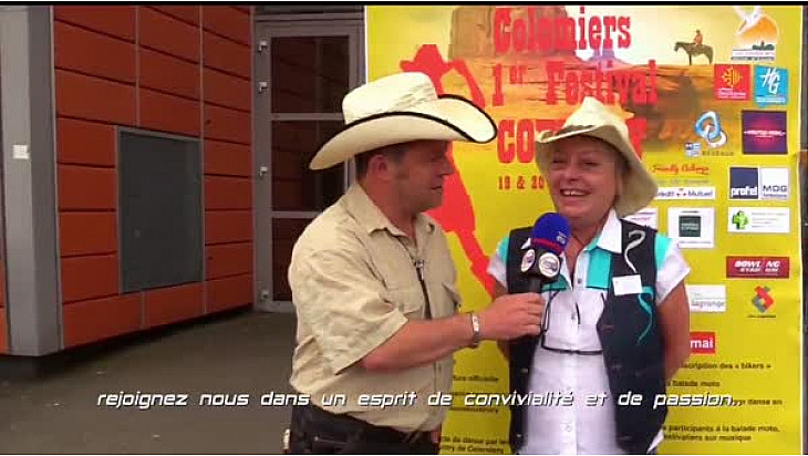 Colomiers festival country #country #danse #countrymusic @countryfestival #tvlocale.fr